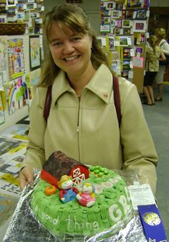 Amanda's Barn Cake